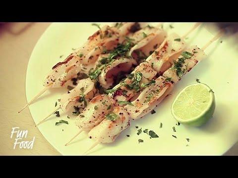 Grilled Squid \ Кальмары на Гриле без регистрации и смс