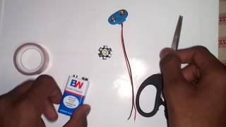 How to make emergency light maniteja