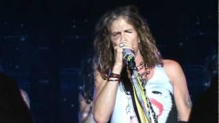 I Don't Wanna Miss a Thing- Aerosmith en Paraguay