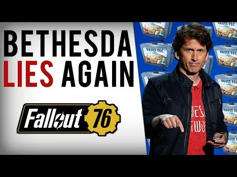 Bethesda Lies, Fallout 76 Loot Boxes Leaked In Game Files & They're Predatory! thumbnail