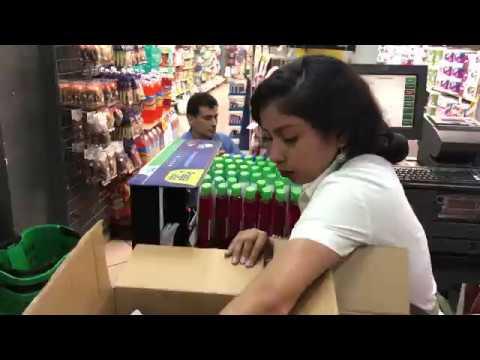 $2,000 in supplies for El Salvador prison visit