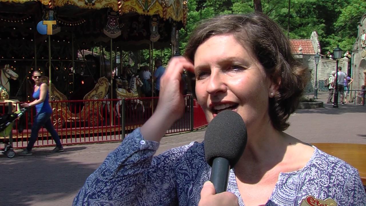 Cultuur Efteling Opent Jubileumtentoonstelling Op Verjaardag Youtube