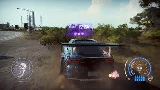 Need for Speed™ Heat Drift Zone Abandoned Grounds