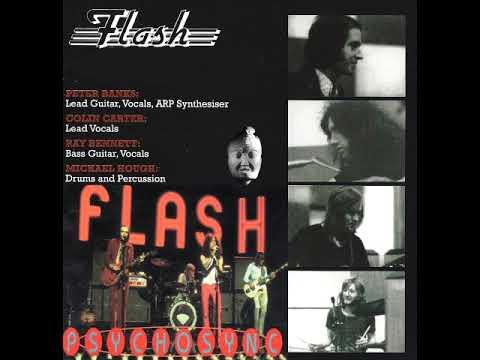 Flash Peter Banks - Psychosync Live