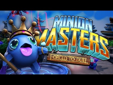 [Minion Masters] Free to Play or Premium? Your Choice!