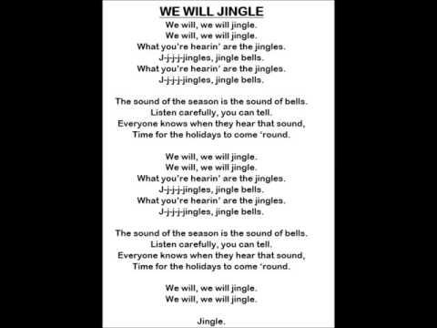 We Will Jingle