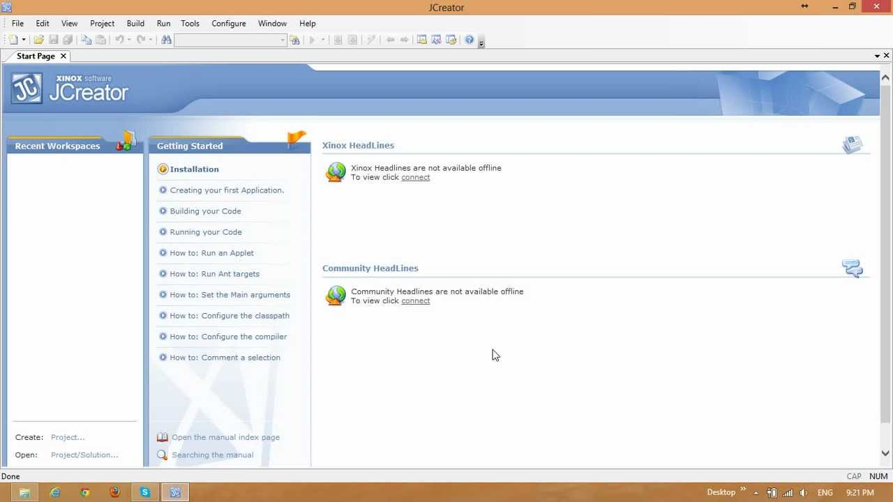 Jcreator pro 5. 1 free download all pc world.