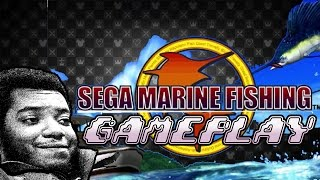Sega Marine Fishing Gameplay