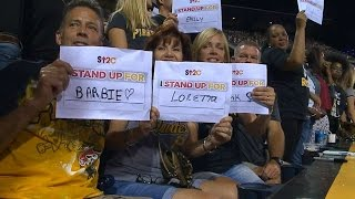 Players, fans take part in SU2C at PNC Park