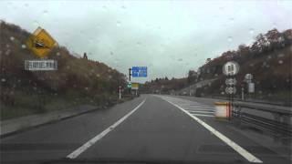 [drive japan]石川県道1号線 穴水町-輪島市内 Part.1