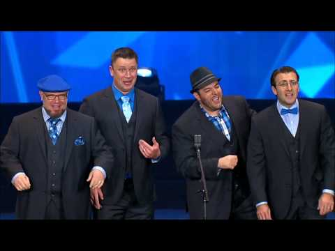 'Round Midnight - You & Me & the Bottle Makes 3 Tonight (Big Bad Voodoo Daddy cover)