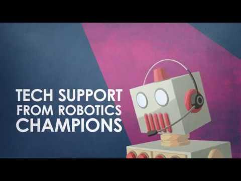 RobotUnion calling for robotics startups