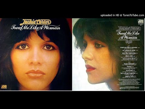 Jackie Carter: Treat Me Like A Woman [Full Album, Expanded Version] (1976)