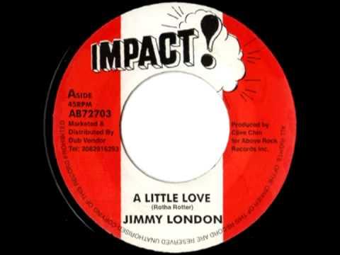JIMMY LONDON - A little love + version (Impact)
