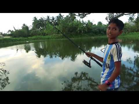 Kids Fishing Videos After The School Time