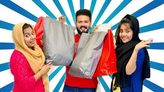 ഭാര്യമാർക്കൊരു Surprise Shopping 🛍 | Basheer Bashi & Friends | Suhana | Mashura