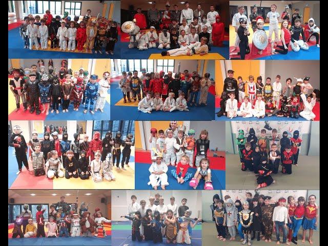 Semaine Carnaval - Guerriers & Guerrières - Atmosphère Judo Toulouse (AJT)