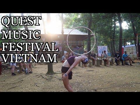 HANOI VIETNAM Music Festival QUEST