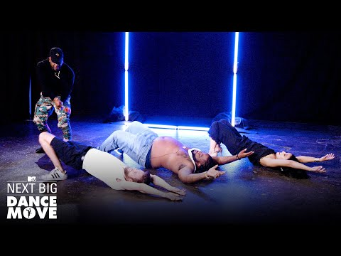This Move Got One Judge Half-Naked | Next Big Dance Move | MTV