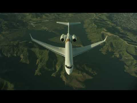 Global 7500, first business jet with an Environmental Product Declaration