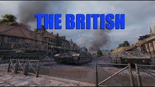 WOT - The British | #WorldofTanks