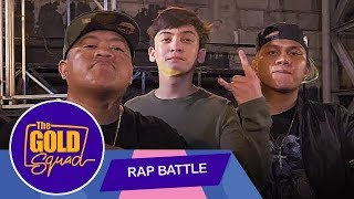 RAP BATTLE CHALLENGE WITH SETH - SMUGGLAZ X SHERNAN | Gold Squad Seth