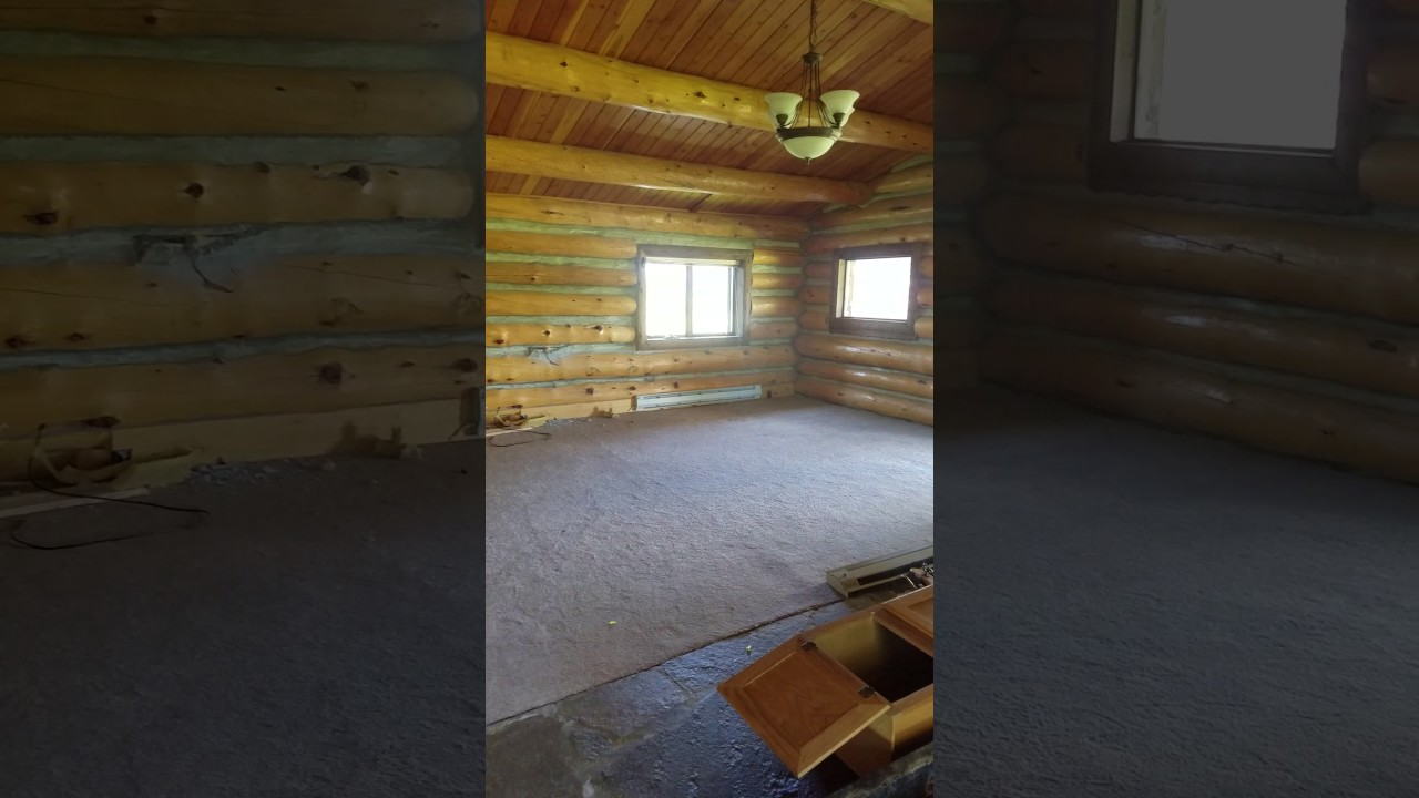 1000 square foot log cabin kit 4 sale youtube for 1000 square foot log cabin kits