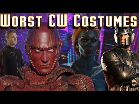 Arrowverse Hall of Shame   Worst Suits on CW
