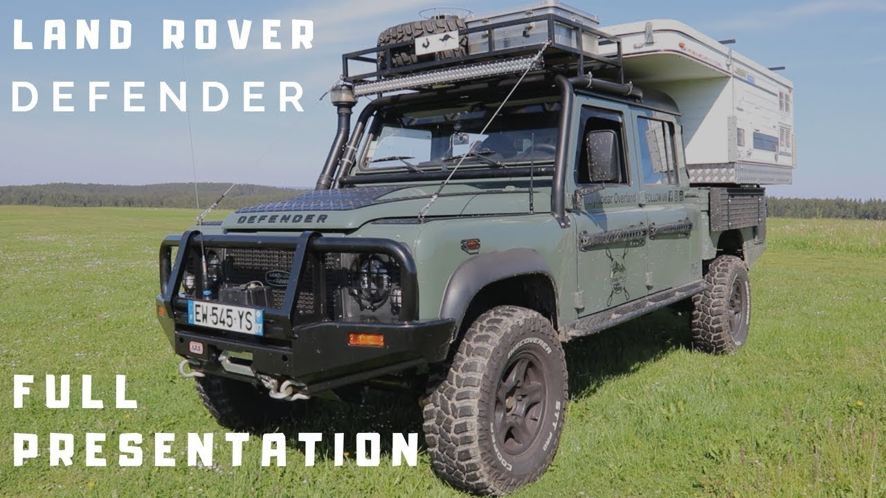 Land Rover Defender 130 Youtube