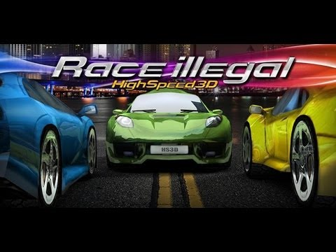 Android Race Illegal: High Speed 3D