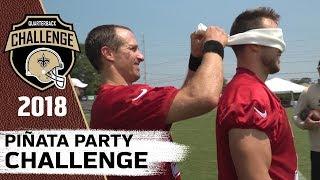 The Piñata Challenge   2018 QB Challenge   Ep. 2