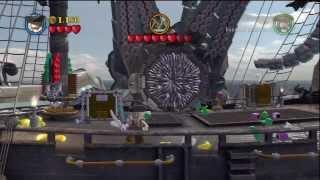 Follow My Dream - S1 Pirates Des Caraïbes Lego : Episode10 : Le KRAKEN