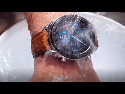 Huawei Watch GT -WATER Test-.
