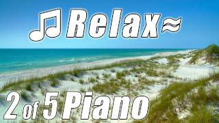 PIANO INSTRUMENTAL Relaxing Music Playlist #2 Relax Song Romantic Songs Best Hotel Spa Music video