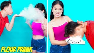 23 BEST PRANKS AND FUNNY TRICKS | Funny Pranks ON FRIEND! Prank Wars! Funniest Moments & Fails T-Fun