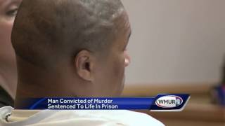Man sentenced to life in Manchester shooting