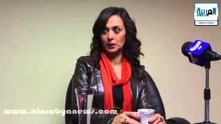 العربية نيوز| بالفيديو.. إنجي أبو زيد: أتمنى تقديم عروض مسرحية في الفترة المقبلة