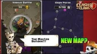 NEW SKELETON MAPS IN CLASH OF CLANS|NEW UPDATE CONCEPT IN builder base