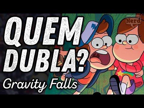 CONHEÇA OS DUBLADORES DE GRAVITY FALLS streaming vf