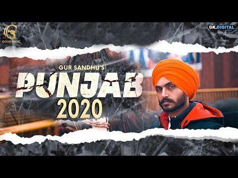 punjab-2020-:-gur-sandhu-|-latest-punjabi-song-2020-|-good-music-|-gk-digital