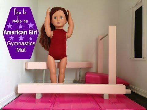 DIY   Gymnastics Mat