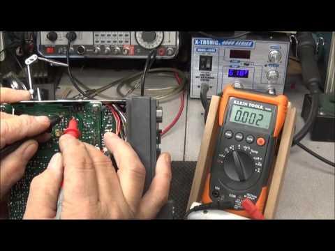#80 Realistic HTX 100 diagnostic and repair
