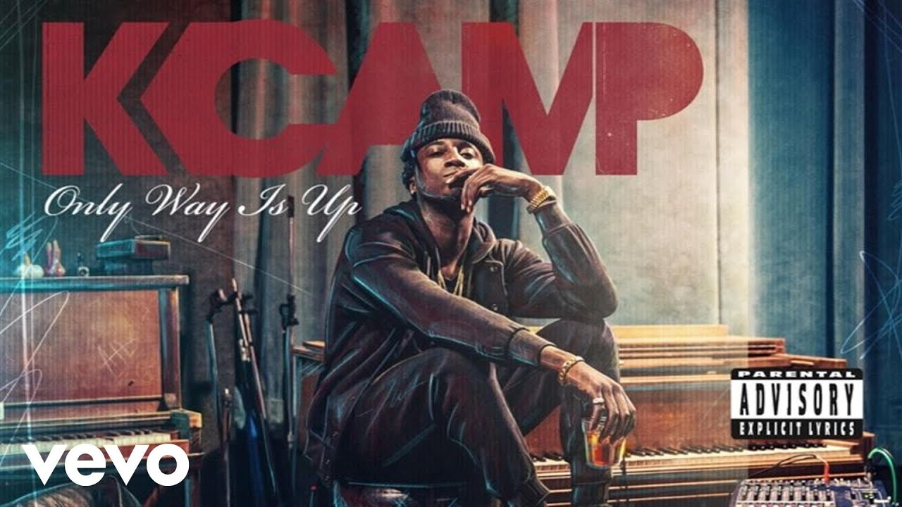 K Camp Album Cover 2016