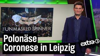 """Die """"Querdenker"""" und die Leipziger Polizei"""