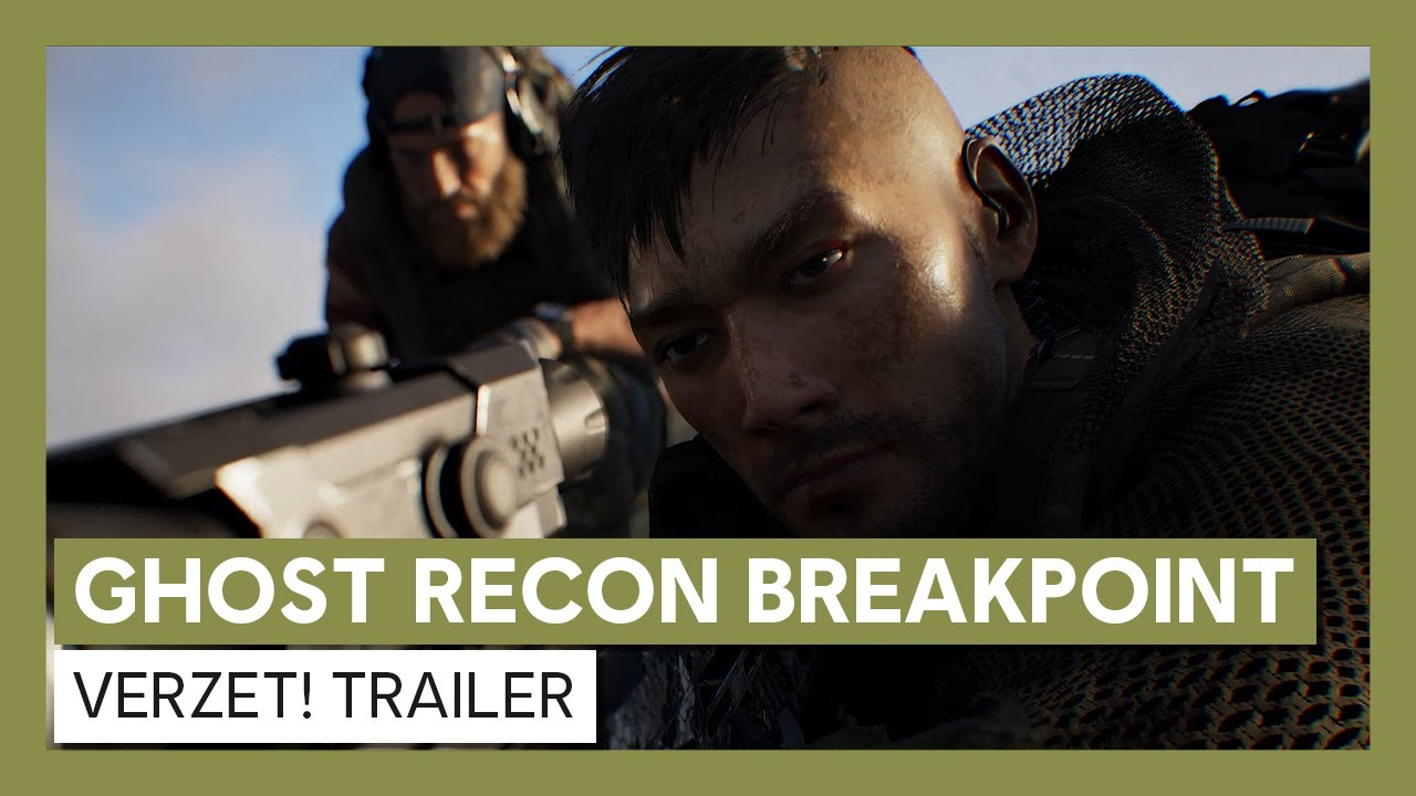Ghost Recon Breakpoint: Verzet! Live Event Trailer
