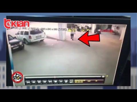 Stop - Persona me uniforme policie e targa anlgeze ndalojne qytetarin! (11 korrik 2019)