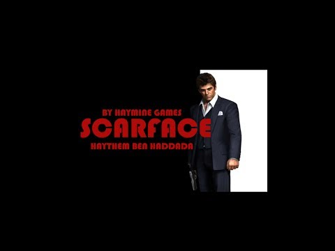 SCARFACE THE GAME - TONY MONTANA - GET IT NOW ON GOOGLE PLAY STORE BY HAYMINE GAMES (ANDROID MOBILE)