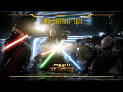 SWTOR: Let's play Jedi Knight (Chapter 1 ep.21)