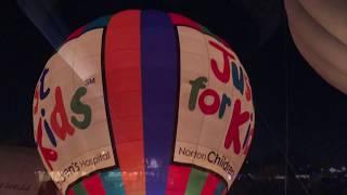 US Bank Great Balloon Fest: Great Balloon Glow 2018