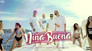 Niña Buena- Uzielito Mix, Michael G, Daniel Martinez & Dj Esli(Video Oficial)